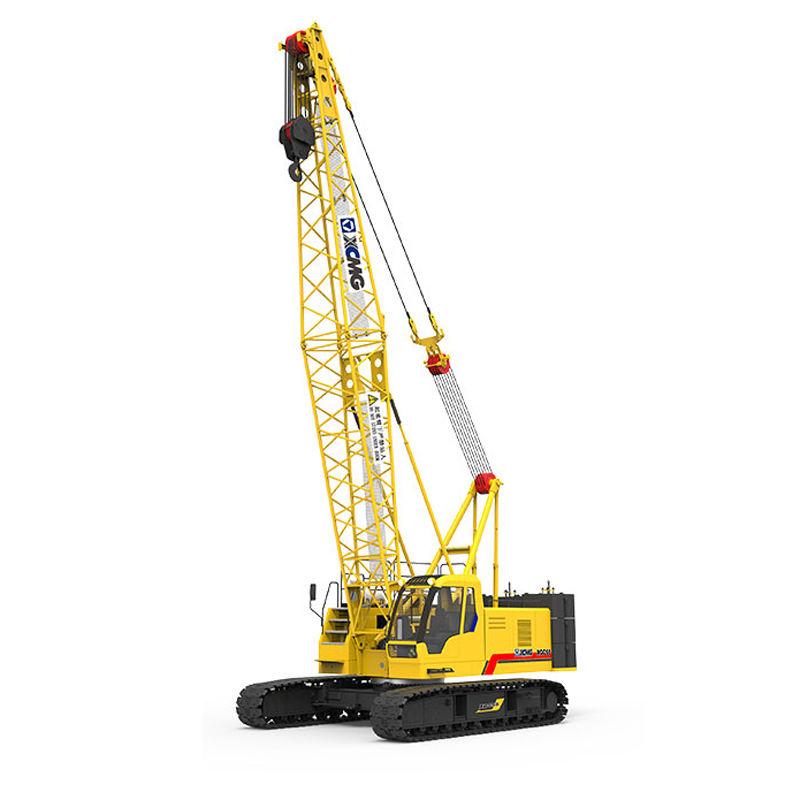 XCMG Good Quality Crawler Crane Parts 55 Ton Crawler Crane XGC55