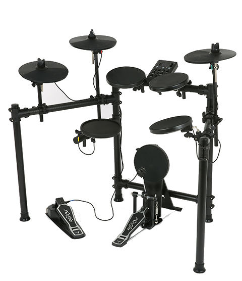 CTD-200 Hot Sale professional Musical Instruments with Stand Cymbal electric drum kit