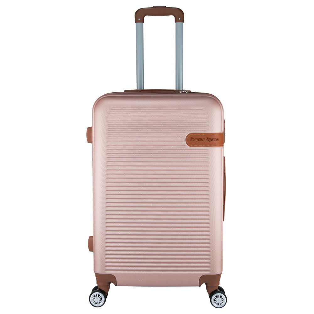 Hot Selling Unique ABS Material Women Travel Suitcase Girls Travel Luggage