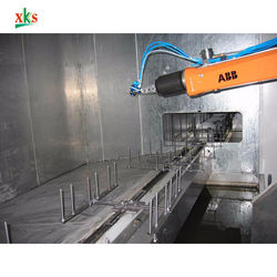 Superior paint machines paint mixing machine robot arm painting make in China with good quality
