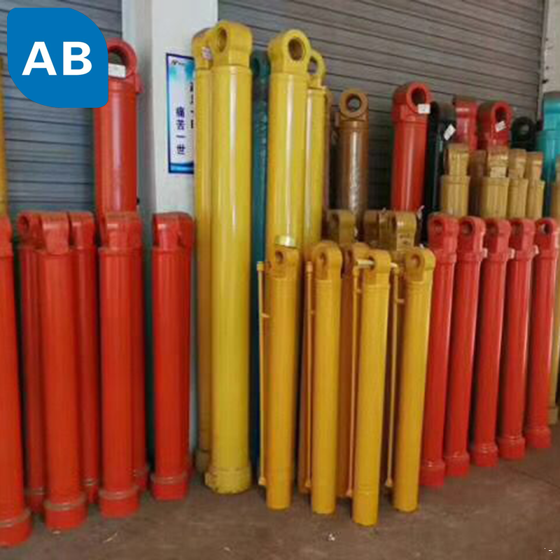Wholesale single double acting hydraulic cylinder price