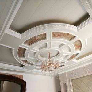 Decorative XPS Extruded Polystyrene Cornice In Small Size