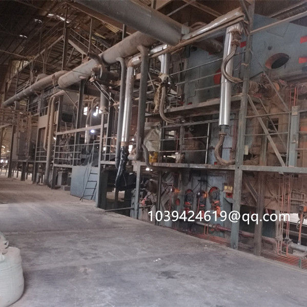 HDF/MDF PRODUCTION LINE
