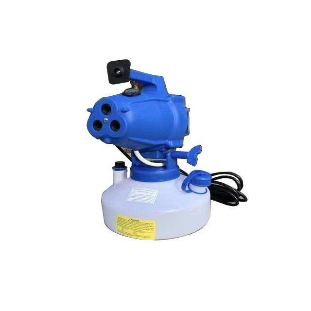 Kingson 4l 1000w Mini Electric Fog Machine Ulv Cold Fogger Portabledisinfection Sprayer