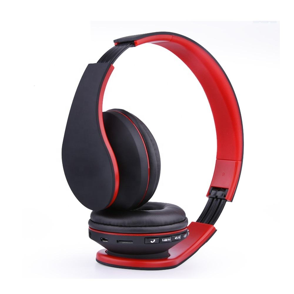 Amazon Newest Headband Noise Cancelling Wireless Bluetooths Headphones with Microphone