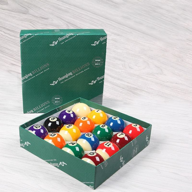 High quality 4A Pool Billiard ball 52.5mm 16x set discount price