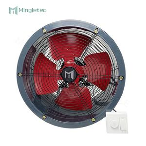 16 inch New Product Two Way Exhaust Portable BLDC Industrial Blower Fan