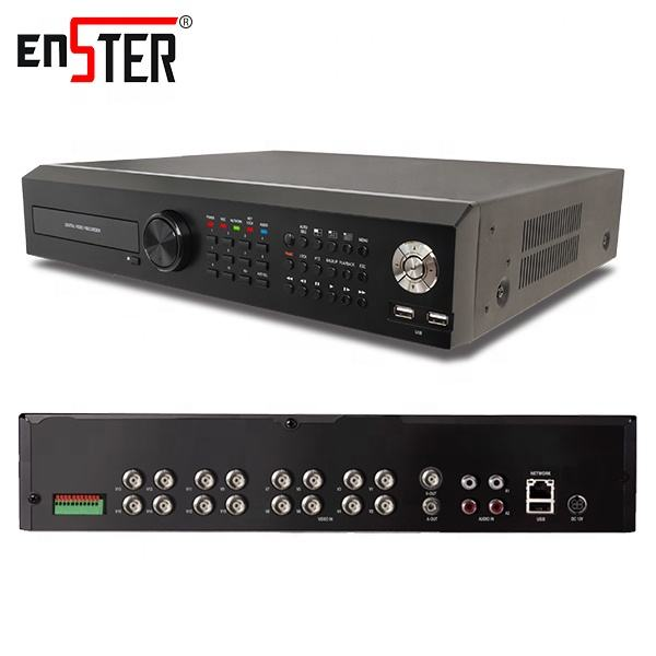 2019 Chinese Supplier Has 16 Channel 1080P Hdd Enster Monitoring System Dvr Digital Video Recorder