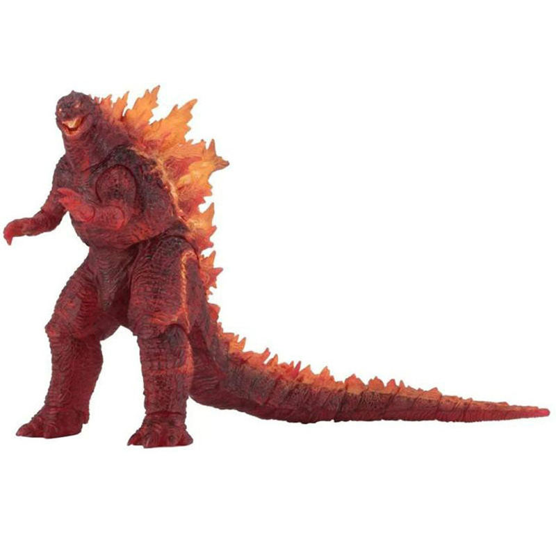 NECA Action Figure Red Fire Godzilla Toys