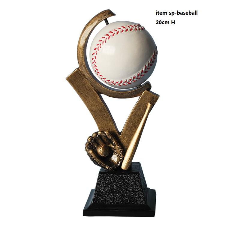 Arts and crafts award spin ball games trophy statue decor sculptures handmade souvenir