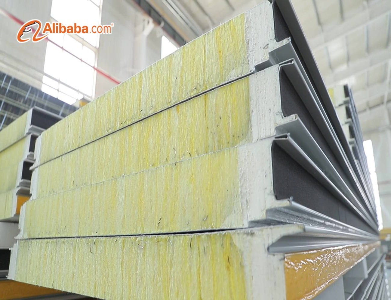 cement board polyurethane foam sandwich panel