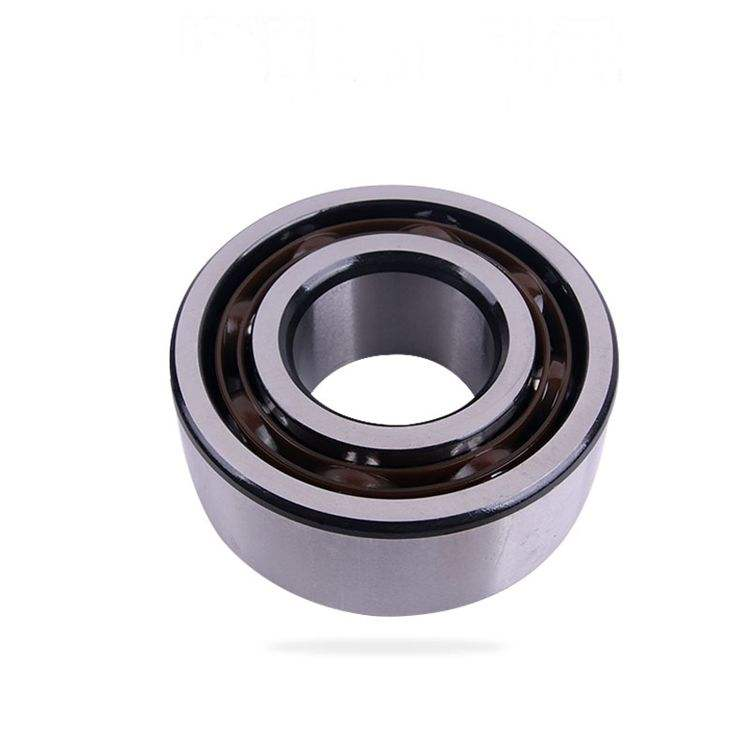 High speed double row angular contact ball bearing 3207 3206 3205 3204