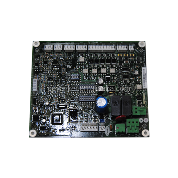 Carrier 32GB500402EE compressor protection module SCPM board with 30HXC programm