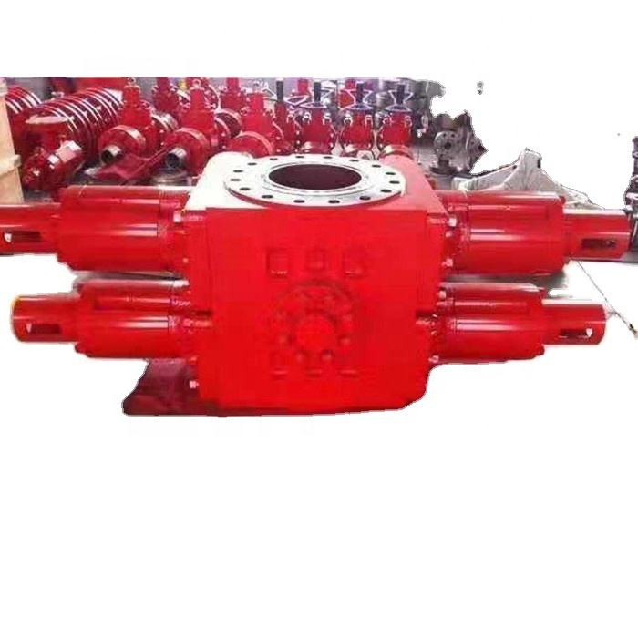 API 16A standard 2FZ series double ram BOP for oil well