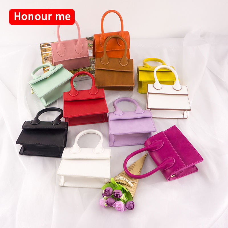 Ontwerp Handtas Beroemde Merk Produceert China Mode Lederen Mini Tassen 2020 Dames Tas Cross Body Handtas Elegante Hand Tassen