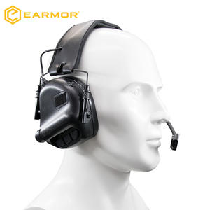 Noise Cancelling Military Headphones Hearing Protector Ear Protection Gun Headphones Earmor M32 walkie talkie military headset