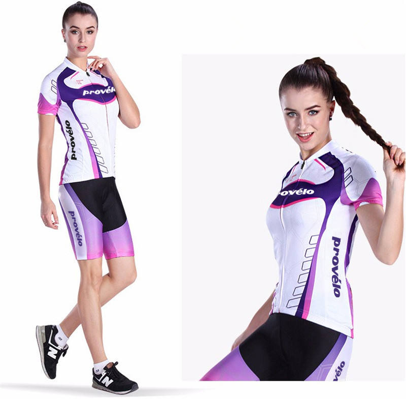 Cheap Price Cycling Jersey MTB Mountain Bike Clothing Women Short Set Ropa Ciclismo Bicycle Clothing Maillot Triathlon Suit