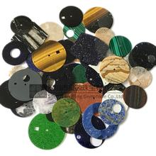 Stone dials for making watches(Lapis,marble,malachite,mother of pearl,black onyx,etc)