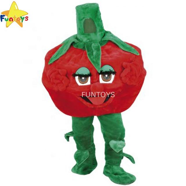Funtoys CE Raspberry Mascotte <span class=keywords><strong>Kostuum</strong></span> Fruit Cartoon Kleding Cosplay Reclame Voor Volwassen