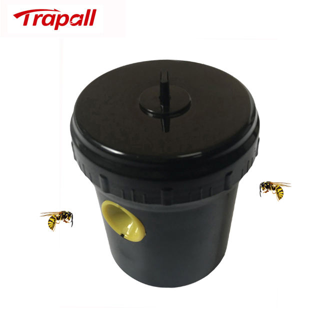 Outdoor Plastic Hanging Hornet Bee Control Wasp Bottle Trap