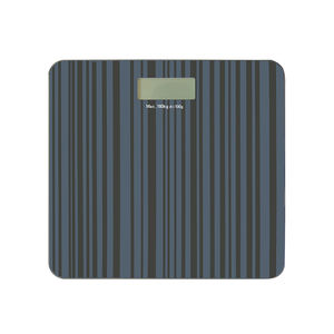HYD large LCD display 180kg electronic digital weighing bathroom scale