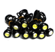 UNJOYLIOD Led 23MM Car Led Eagle Eye DRL Daytime Running Lights LED 12V Backup Reversing Parking Signal led light car DRL
