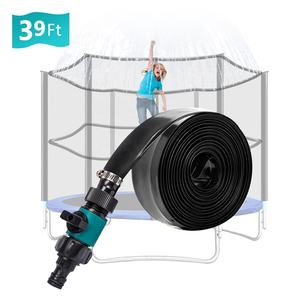39FT Outdoors Jumping Skywalker Water Park Recreational Trampoline Bed Kids Toys