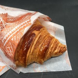 High Quality Printing Food Grade Greaseproof Paper for Bread Packaging