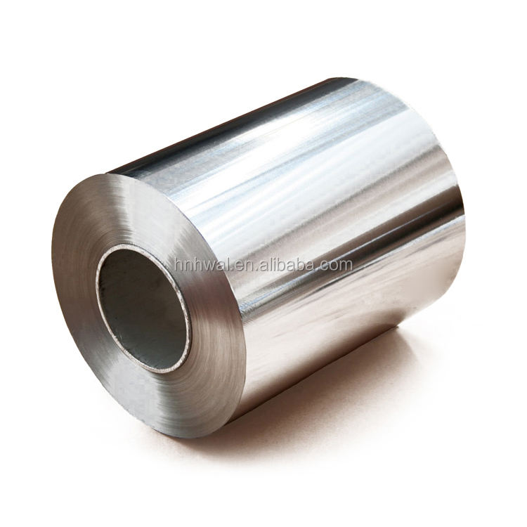 Wholesale food grade aluminium foil paper jumbo roll for food