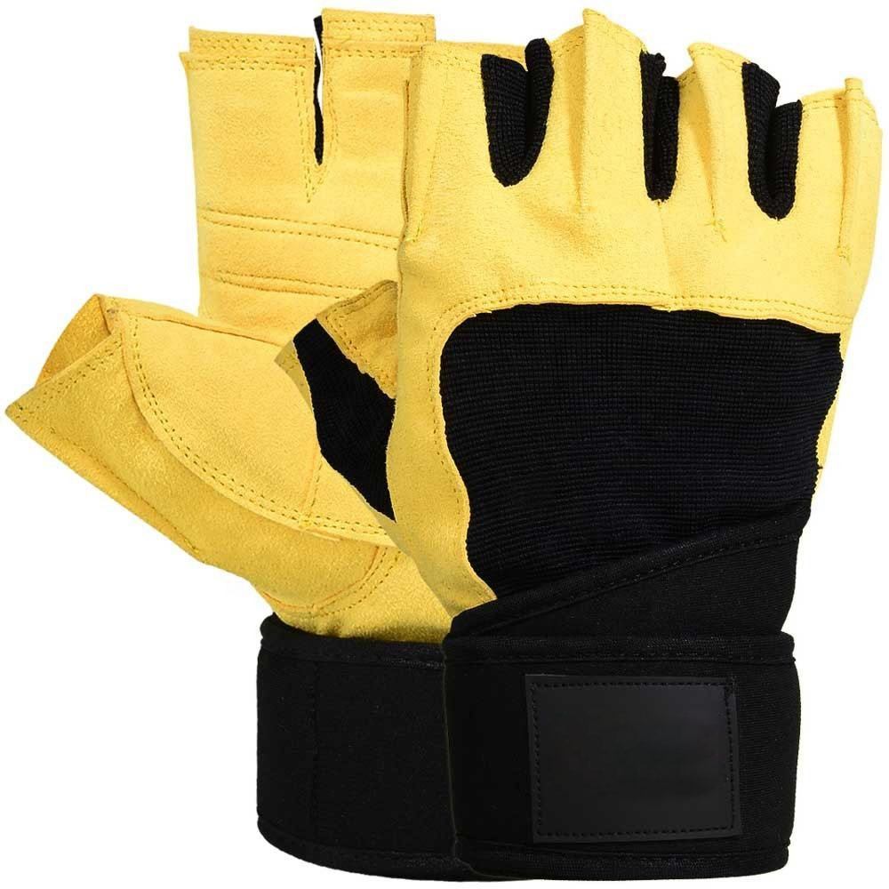 New Fashion Sport Workout Fitness Weight Lifting Gloves Gym Gloves for Men and Women