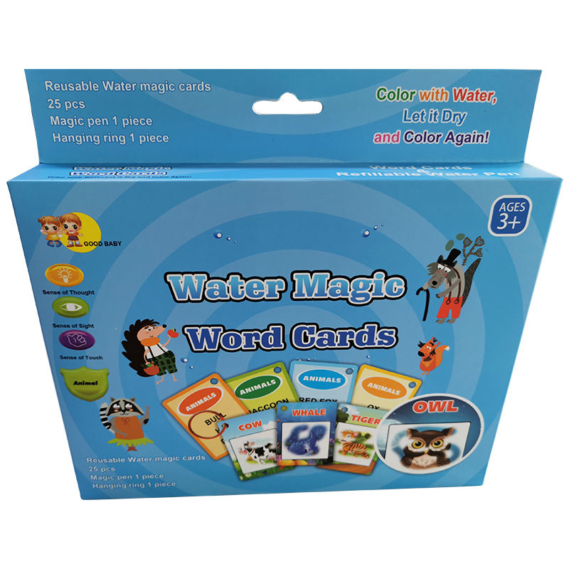 Water Drawing Book Educational Water Drawing Coloring Magic Book With Doodle Pen Hot Sale In Amazon