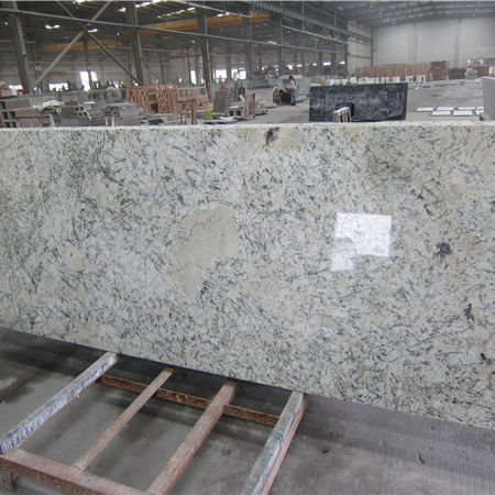 Hot sell Brazil Polished Granite Blue Ice Countertop for Kitchen