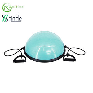 Zhensheng PVCครึ่งBalance Trainer Bosuing Ball