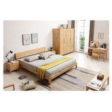Latest Full Bedroom Set Wood Cabinet Bedroom Furniture Set For Home