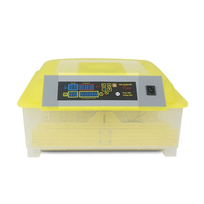 HHD mini egg incubator for household with automatic egg incubator spare parts YZ-48