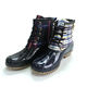 OEM Winter Ankle Warm Monogrammed Bean Plaid Fashion Duck Boots Snow Boots for Women