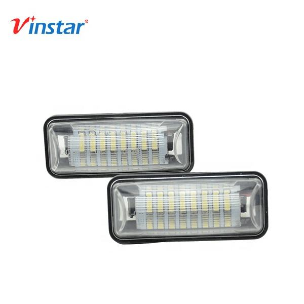 Vinstar Hot Sell High Quality E4 Approved LED license plate lights for GT86 2013~ and Scion FR-S 2013~