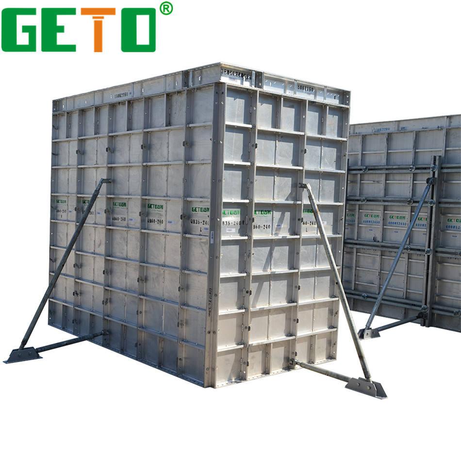 Save construction time knest aluminium formwork manufacturers in kolkata kenya building office