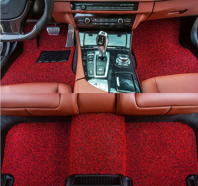 hot sales Custom PVC coil car floor carpet roll car mats in roll