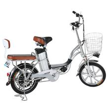"Aluminum alloy delivery electric bicycle 16"" wheel electric bike 12 ah 48 v removable battery  cargo bicycle"