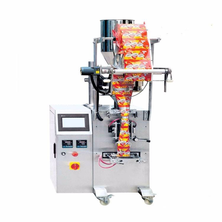 Automatic grain nuts filling packing machine bubble gum packing machines