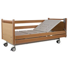 CE FDA ISO wooden electric homecare nursing hospital bed