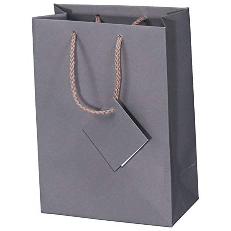 2020 new developing cosmetic bag jewelry gift paper bags with packaging