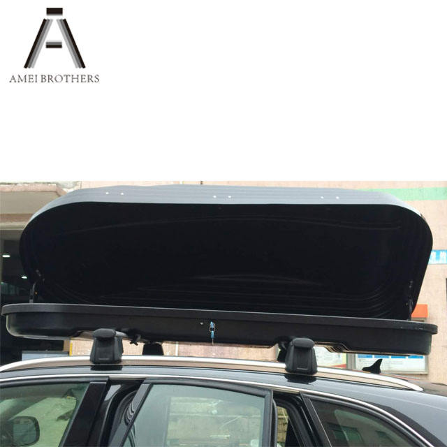 OEM Design ABS Thermoforming Large car roof cargo box for luggage storage