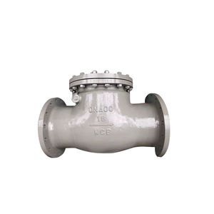 Factory Price H44H Standard Stainless Steel Control Check Valve