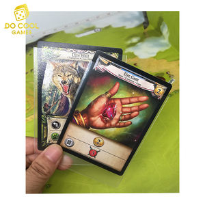 Original factory trading Ultra Pro Yugioh clear sleeves for board game pokemon playing card protector