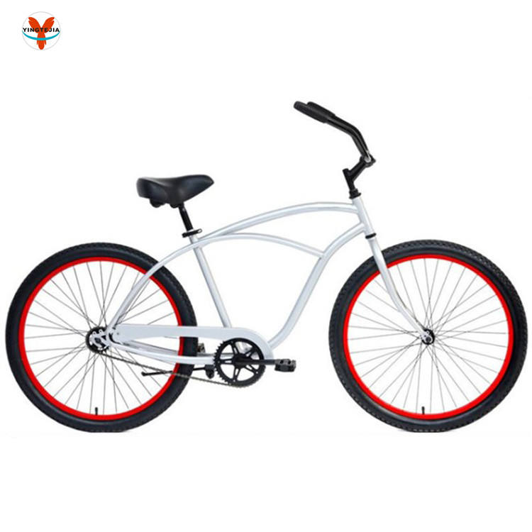 2020 hot selling single speed city cruiser 26 for men