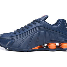 Original quality New Arrival SHOX R4 Running shoes Men's Sneakers