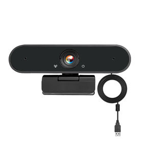 Full Hd Mic Autofocus Usb Pc Microphone 4k Autofocuse Webcam Mini Cam Auto Focusing Streaming 2mp Web Camera 1080p