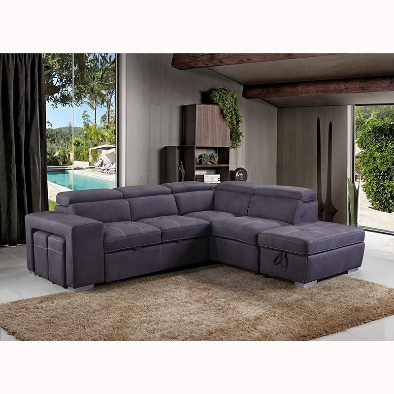 Furniture Factory Provided Living Room Sofas/Fabric Sofa Bed Royal Sofa set living room Furniture designs
